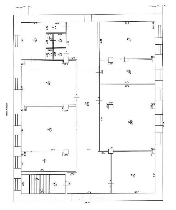Сдаем помещения от 60 м2, 3 этаж, Автодорожная 4/2А,с\у на этаже, электричество до 100кВт, холодное водоснабжение, охрана, видеонаблюдение, большая парковка. Есть кабинеты с кафелем и водоснабжением. ТОРГ.