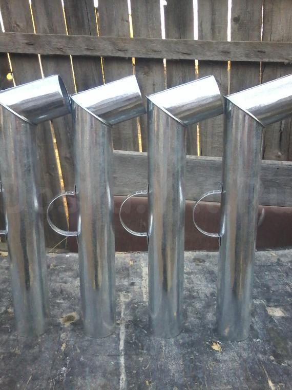 Продам новые тяговые трубы к самоварам диаметром жаровни 65мм.