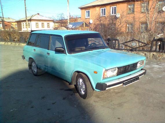 ВАЗ (Лада) 2104 2000