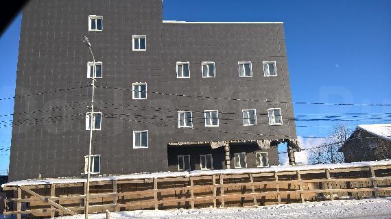 Продаю 3 этажное здание (готовность 80 %) в собственности,  район 17 кв. по ул.Жорницкого,34  1200 м\кв. К/т +79142702015