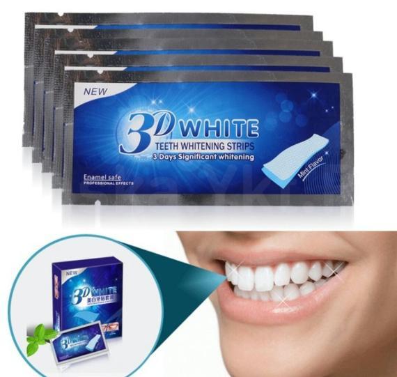 Ваши зубы станут белее уже через 14 дней! Данные полоски идеально прилегают к 3убам, принимая форму вашей улыбки, что позволяет достичь максимального эффекта отбеливания, а именно 6-7 тонов. Одна упаковка содержит 14 блистеров, в каждом из которых по 2 полоски ( на верхнюю и нижнюю челюсть). Инструкция по применению: Открыть пакетик ,достать полоску. Снять защитное покрытие с полоски. Обратите внимание: отбеливающие полоски для верхних и нижних 3убов имеют различную форму . Перед зеркалом приложить полоски стороной с нанесенным гелем к передней поверхности 3убов , длинную на верхние 3убы и короткую на нижние. Выровнять полоску по линии десен и плотно завернуть! Удалить полоску через полчаса, прополоскать 3убную полость ! Результат виден уже через 3 дня! Эффект отбеливания сохраняется до 12 мес.