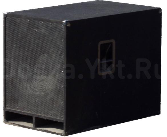 """Профессиональный активный сабвуфер CSS S18-1k-A. Динамик 18"""". Номинальная мощность - 1000 Вт. Максимальное звуковое давление 128 db. Частотный диапазон (-10 db) 27 - 100 Гц. Усилитель класса D"""