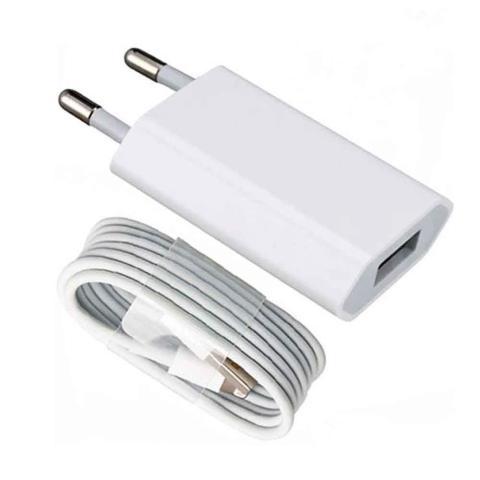 Новый полноценный зарядник (кабель+ вилка в резетку) для iphone 5, 5s, 5 se, 6, 6+, 7, 7+, 8, X, Ipad.  Продается новая зарядка для айфона 5, 5s, 5 se, 6, 6+, 7, 7+, 8, X,  Ipad. usb адаптер для зарядки от розетки 220 Вольт и кабель!!! + Зарядник на 1 Ампер (1a), также как предусмотрено производителем Apple. + Длина кабеля 1 метр. + Заряжает так же быстро, как оригинальный. Гарантия. Звоните в любое время, есть watsapp и возможность доставки)) Пользуясь случаем, приглашаем оптовиков (реализуем в том числе и мелкий опт по низкой цене!)