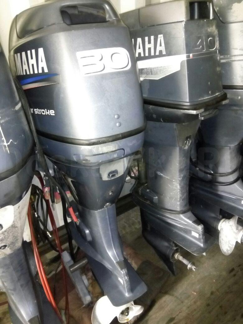 продажа лодочных стационарных моторов ямаха в якутске