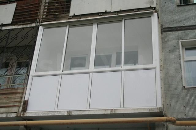 Статья остекление и отделка балкон и лоджия..