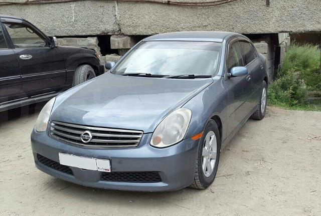 Nissan Skyline 2004