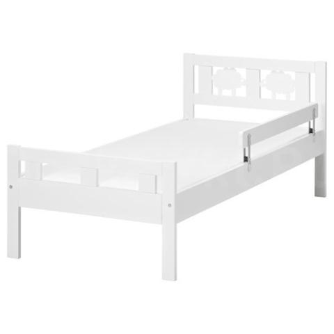 продаю дескую кровать IKEA, состояние отличное, вместе с матрасом)
