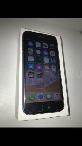 Продаю или обменяю с вашей доплатой iPhone 6s 16gb space grey , в Отс все работает , на экране защитное стекло , полный комплект + 5 чехла