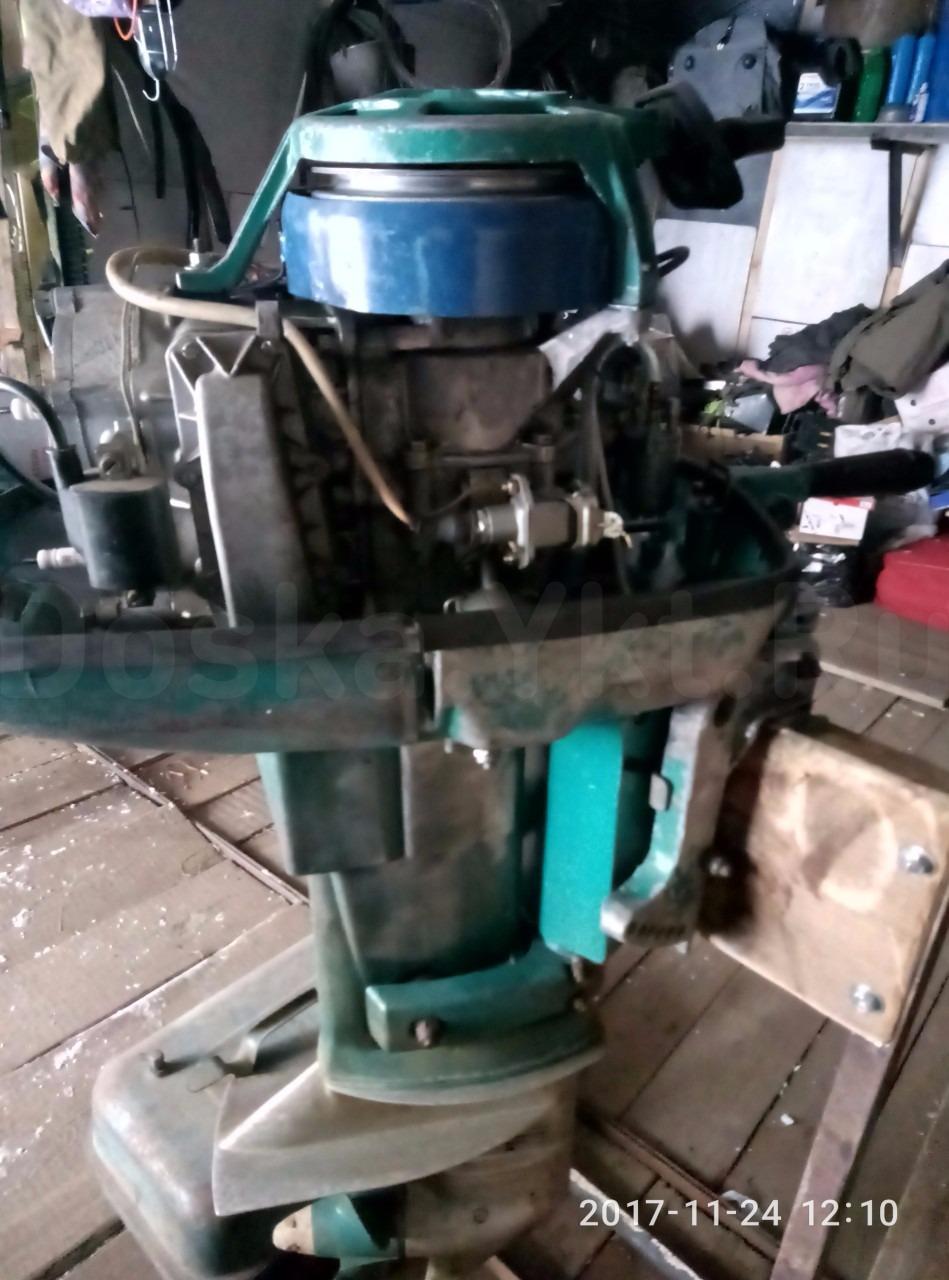 продажа нового лодочного мотора нептун 23 новый