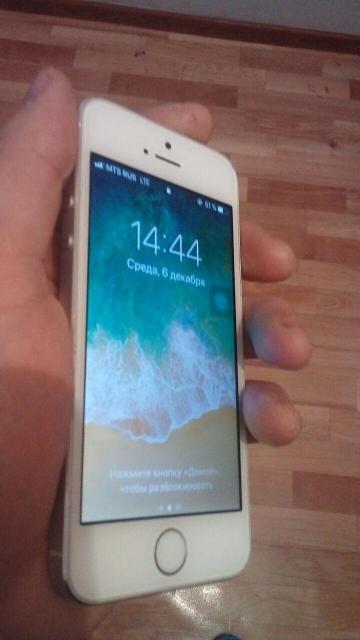 Обмен айфон 5s на 16 g. Все работает кроме отпечатка .без трещин . Только зарядка родная и usb запасной .