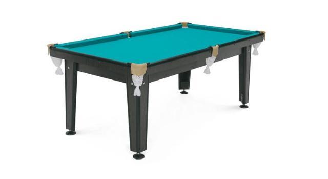 """Продаю новый бильярдный стол """"кадет""""(6 футов)  размер 1,80/90 см . Съемные ножки, столешница цельная. Можно подобрать весь комплект (шары, кии) цена указана за один стол."""