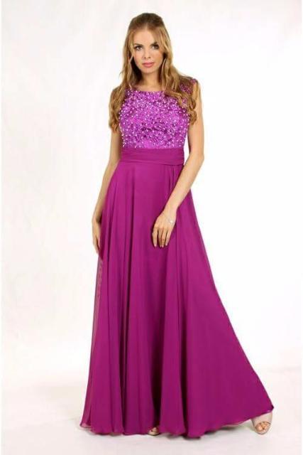Новое вечернее платье размер 44