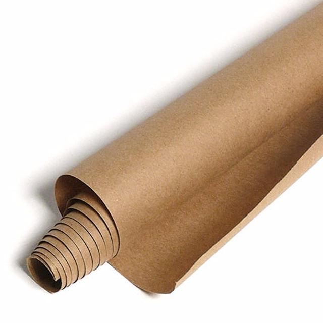 Продаю рулоны крафт-бумаги длиной 10 метров и 20 метров, ширина чуть больше метра.  10 метров - 100 р 20 метров - 200 р  От трех рулонов бесплатная доставка
