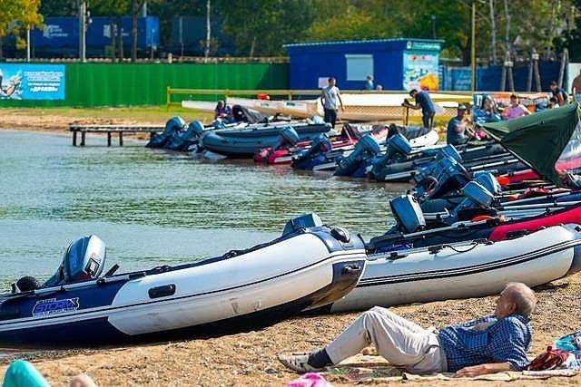моторы для надувных лодок пвх самара