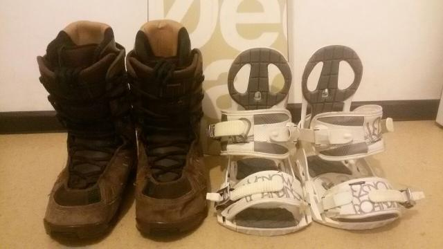 """Продаю комплект для сноубодинга: доска фирмы """"Ride Cad"""" 150см, крепы и ботинки фирмы К2, 38 размер. Хороший вариант для начинающего сноубодиста. Спешите, ведь скоро отрывается сезон)"""