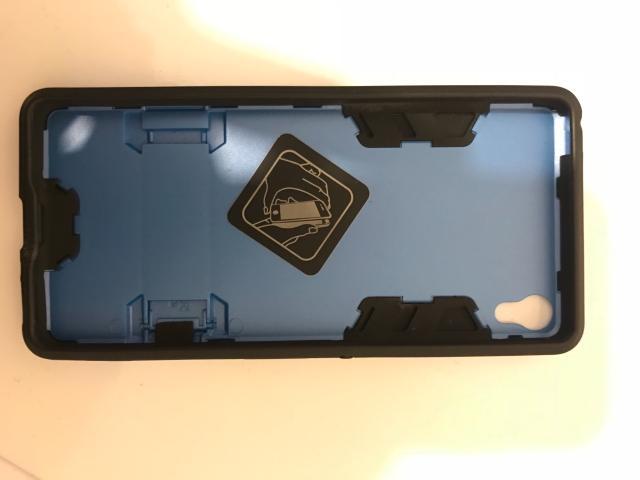 Продаю противоударный чехол на Sony Xperia XA  Совсем новый не эксплуатировался.