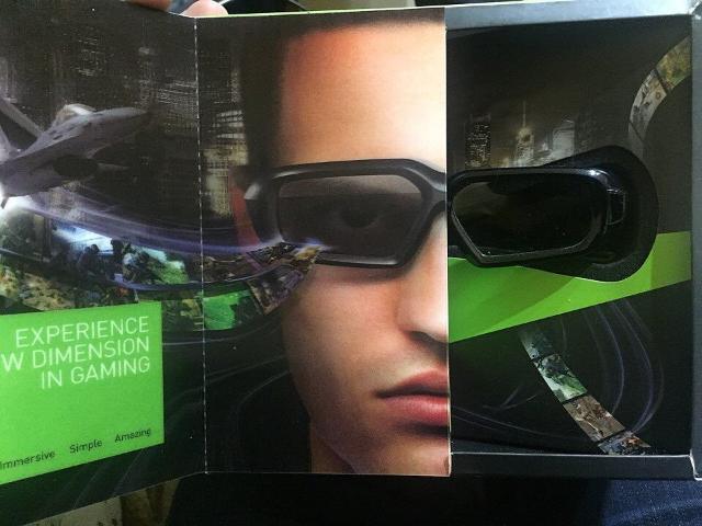 Продаю 3Д Настольный Компьютер с Монитором 23,6 дюйма с очками NVidia 3D Vision, характеристика на фото