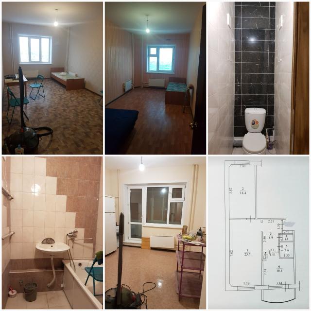 Продаю 2-х комнатную квартиру со свежим косметическим ремонтом по Лермонтова 90, 114 серии, 6 этаж, 2013 г.п, окна выходят в обе стороны, есть возможность переделать в 3-х комнатную. Общая площадь 63.9 кв.м.