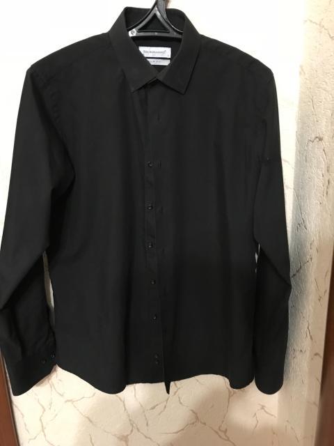 обменяю или отдам за символическую цену мужскую рубашку 48-50 размера