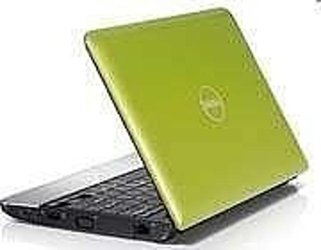 """Нетбук Dell Inspiron mini 1011/ 10,1"""", 1024x600/ Intel Atom N270 1,60 GHz 1,60 GHz/ ОП 1024 МБ DDR2/ HDD 160 Gb/ Wi-Fi/ Web-камера/ 1.36 кг. Абсолютно новый аккумулятор повышенной емкости (5200 мАч), держит в работе порядка 3 часов. Отличные ТС и внешний вид (верхняя крышка салатовая, сам нетбук черно-серебристый), заново установленные Win7, драйвера, обновления и др. необх. для работы программы. Очень шустрый."""