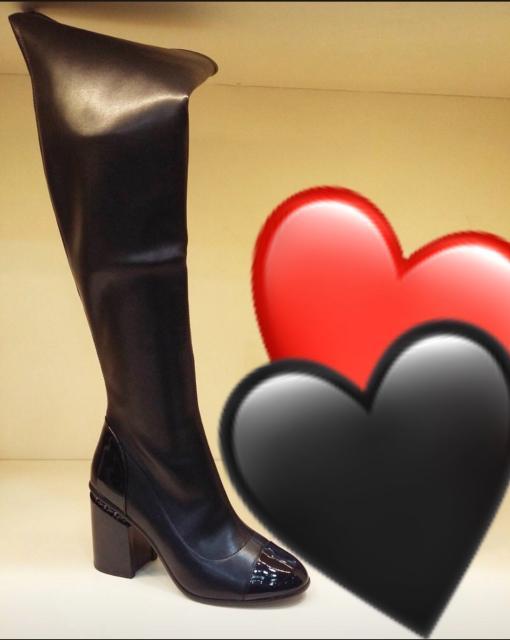 Кожаные сапоги-чулки BASCONI подчеркнут элегантность женской ножки! Размер 35, цвет черный, тонкая натуральная кожа.