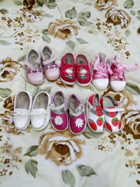 обувь 23-24 за все 1000
