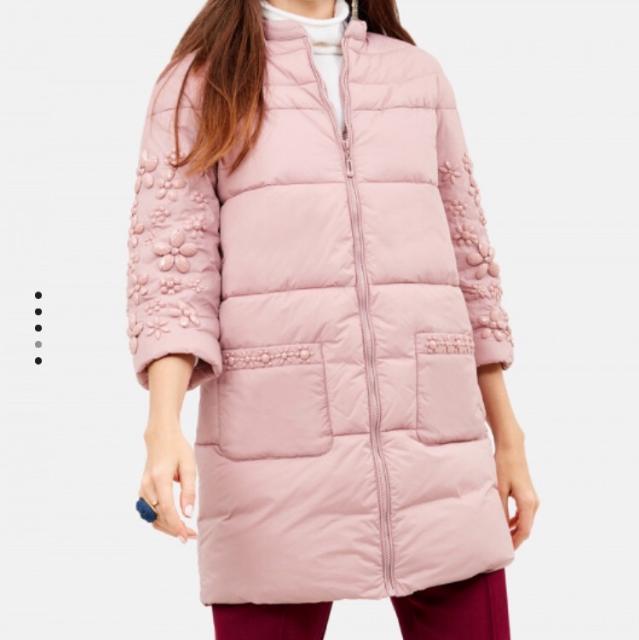 Продаю новую куртку ZARINA 42р Заказала себе, но размер не подошёл