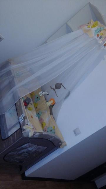 Продаю кровать -манеж , с комплектом  мягких и тёплых бортиков , которые защитят от сквозняков вашего малыша. Пользовались одну неделю. Продаю по причине переезда в другой город. Цена 6000 руб.