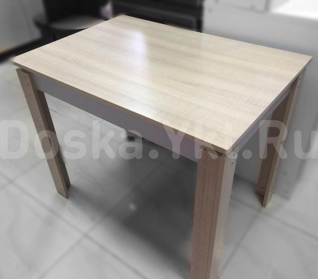 Стол обеденный цвет Яшин Шима размер: высота 750см,длина 1000см,ширина 850см цена 3000 т.р..доставка до подьезда бесплатно 89141108436 ватцап