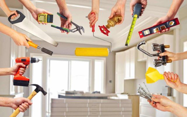 Опытная бригада за короткие сроки по доступным ценам сделает ремонт квартир, домов, офисов и т.д. любой сложности под ключ. Электромонтажные работы, сантехнические работы, монтажные работы. Работаем по договору, с гарантией после окончания работы