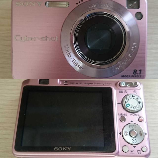 Продам б/у цифровой фотоаппарат Sony syder-shot 8.1 с линзами Carl zeiss в отличном рабочем состоянии.