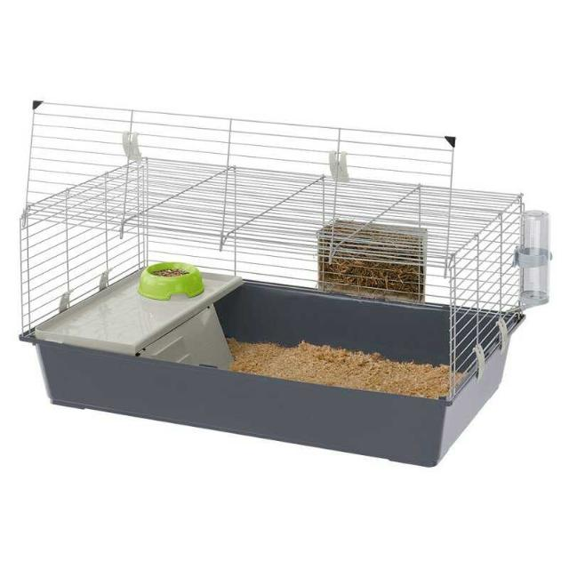 Клетка для кроликов, ежиков, морских свинок и т.д. Размеры: 100*60*48