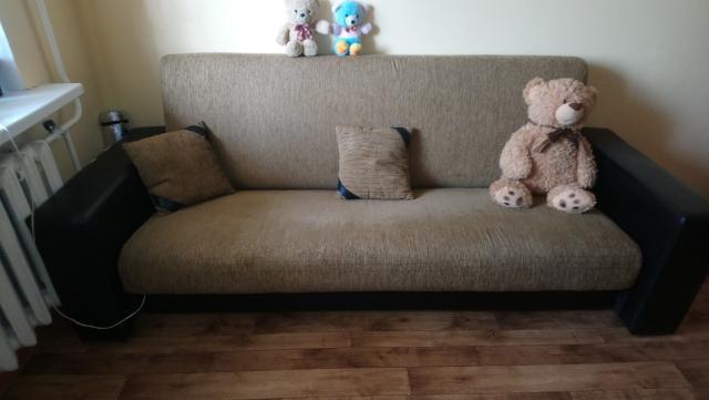 Продам диван в хорошем состоянии. Самовывоз.