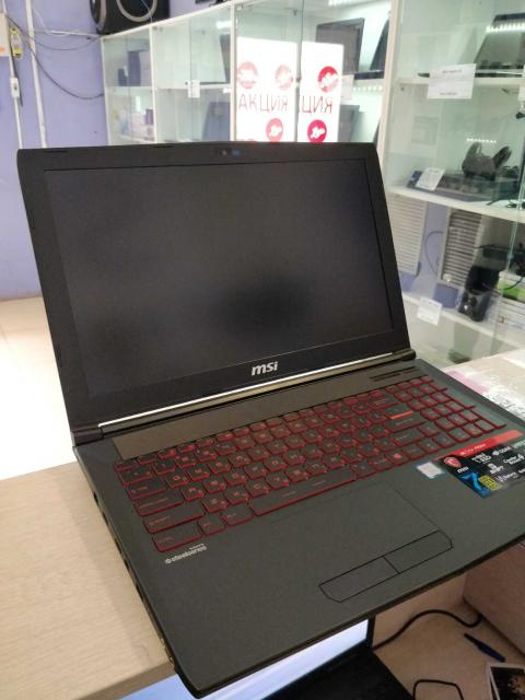 Продаю топовый игровой ноутбук MSI MS16J9 Процессор : Intel Core-i5 7300HQ Видеокарта:Nvidia GeForce GTX1050 2GB Оперативная память : 8GB DDR4 Жсткий диск : 1TB
