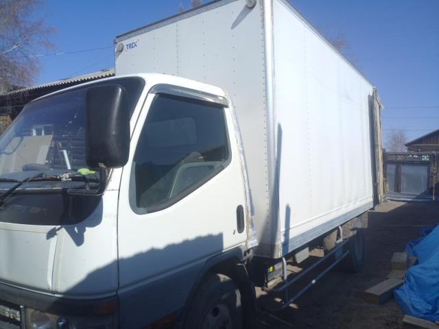Продаю грузовик ММС-Сanter 1999г. 3т., размер будки 1,70*4,20*2,20, 16 куб., 1 хозяин в Якутии.