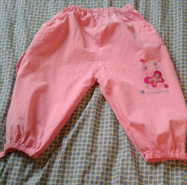 Штанишки на девочку 2-4 года Sela новые.