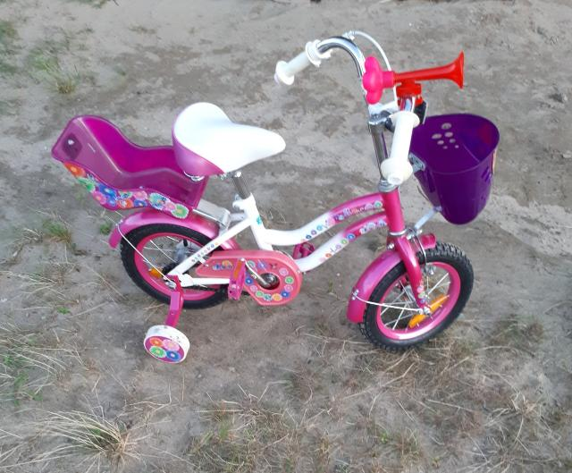 Продаю детский велосипед до 5 лет. Торг!