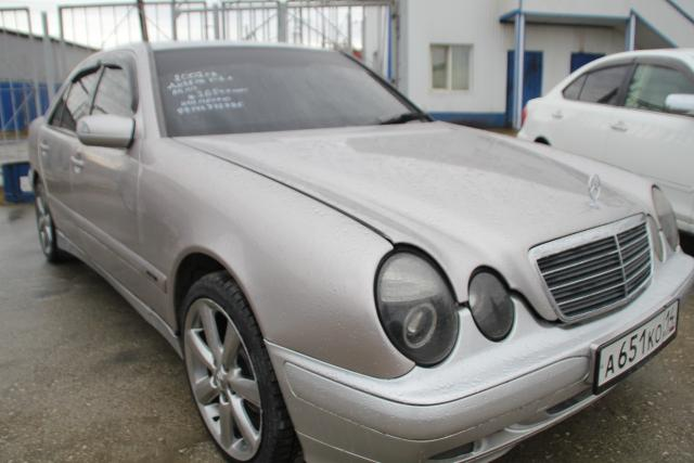Продаю Mercedes Benz E-Class 2002 г.в. ДИЗЕЛЬ АКПП V-2 л. ТОРГ ! или ОБМЕН!