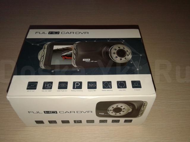 """ПРОДАЮ новый видеорегистратор """"WDR FULL HD 1080P"""".Комплект:БП,USB кабель, крепление,книжка-инструкция. + карта памяти на 16Гб. Полный комплект. торг."""