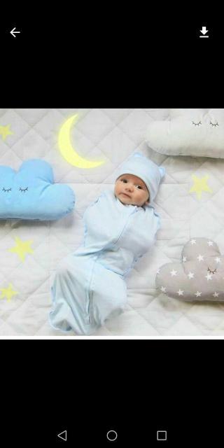 Кокое и шарочка для новорожденных, новый