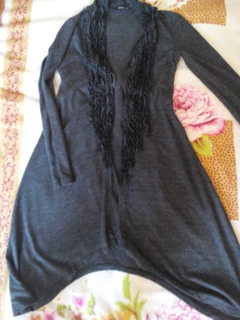 Размер 40-42 кардиган и платье за 1000руб.