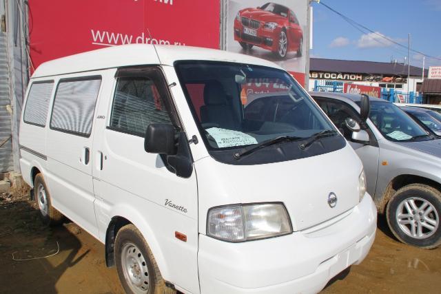 Продаю Nissan Vanette 2012 г.в. Б/П 4WD