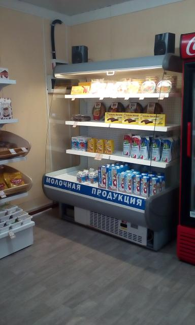 Продаем  холодильник- горку,а так же морозильный ларь и холодильник под напитки ,стеллажи водолей.Подпобности по телефону .