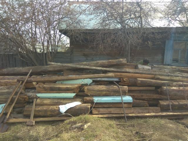 Продаю брёвна на дрова. Самовывоз