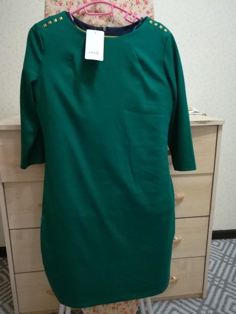Продаю новое платье, фирма oodji, размер 48—50.