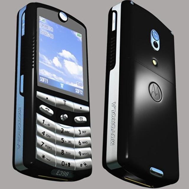 Продаю легендарный телефон Motorola E398. Состояние хорошее.