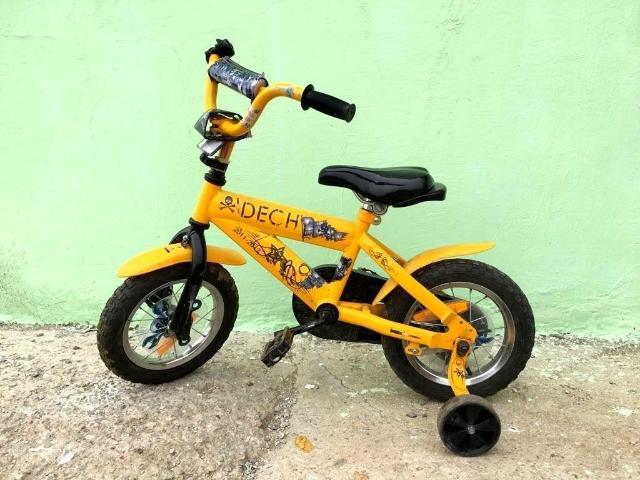 Продам детский 3-х колесный велосипед