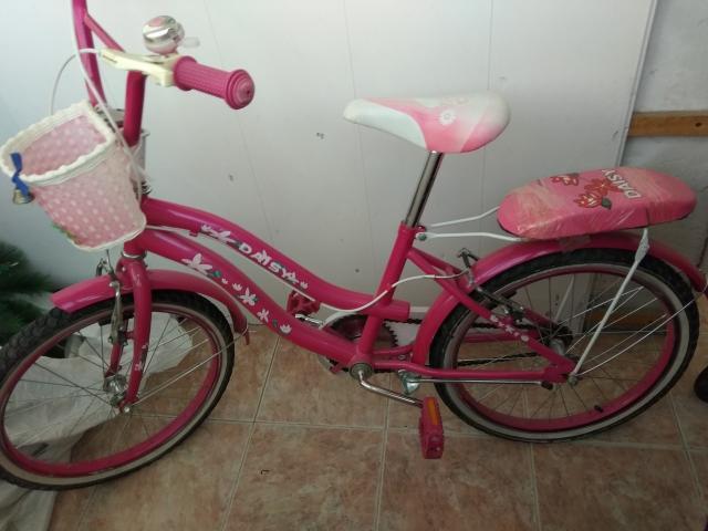 Отличный велосипед для девочки от 7 до 12 лет.