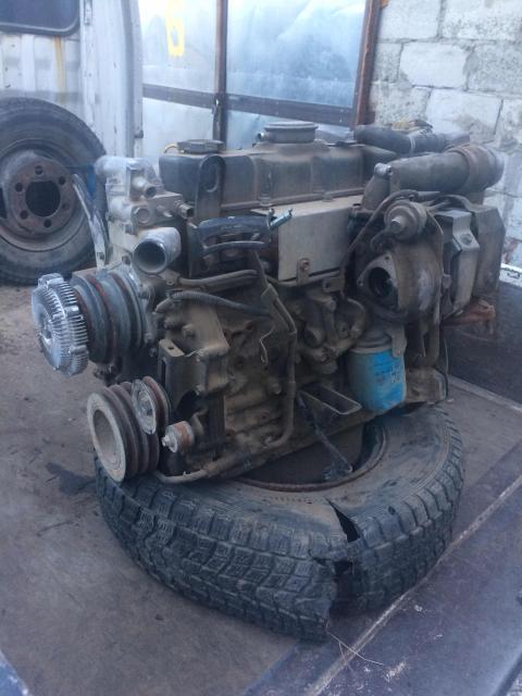 двигатель ТД 27т в хорошем состоянии снят с ниссан хоми