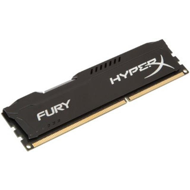 ОЗУ Kingston HyperX 4гб(DDR3) 1 плашка с тактовой частотой 1866